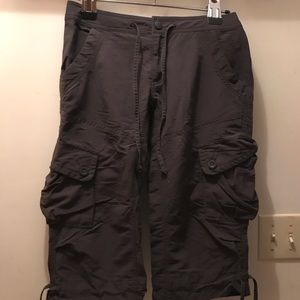 The North Face utility capris